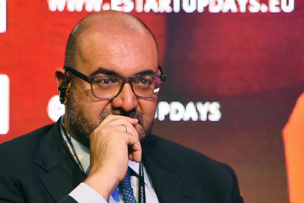 - Nie wierzę, że firmy nie wprowadzają innowacji z powodu braku środków finansowych - mówi Filiberto Amati fot. Paweł Pawłowski/PTWP