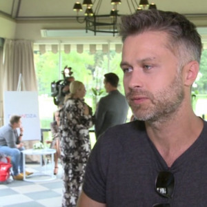 Maciej Zakościelny przyznaje: Bywam przemęczony pracą i sławą