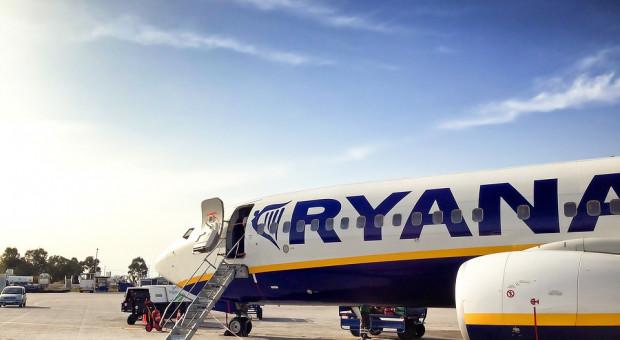 W pięciu krajach strajk pracowników Ryanaira. Linie odwołują loty