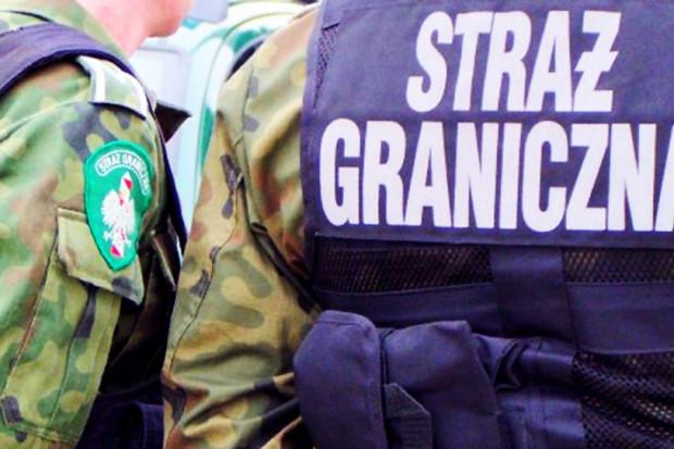 Straż graniczna chce podwyżek jak policja