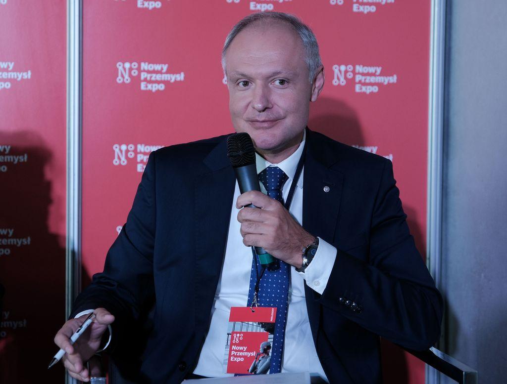 Marek Pawełczyk, fot. PTWP