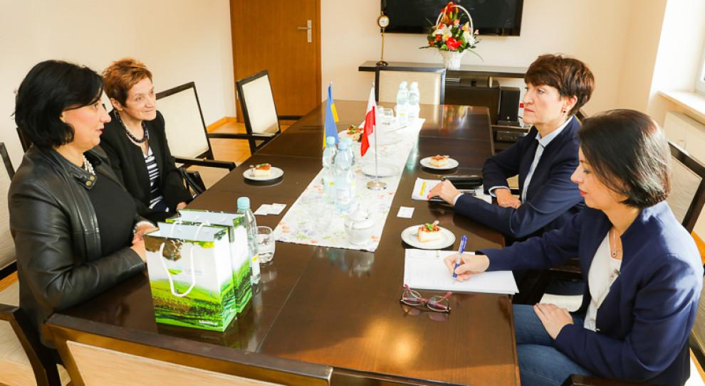 Lubuskie chce organizować kursy języka polskiego dla Ukraińców