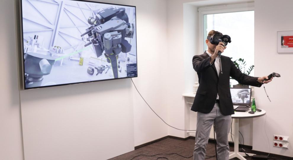PGNiG szkoli pracowników w wirtualnej rzeczywistości