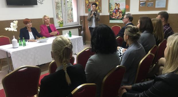 Elżbieta Rafalska: z działalności OHP wynika szansa dla osób z trudnych środowisk