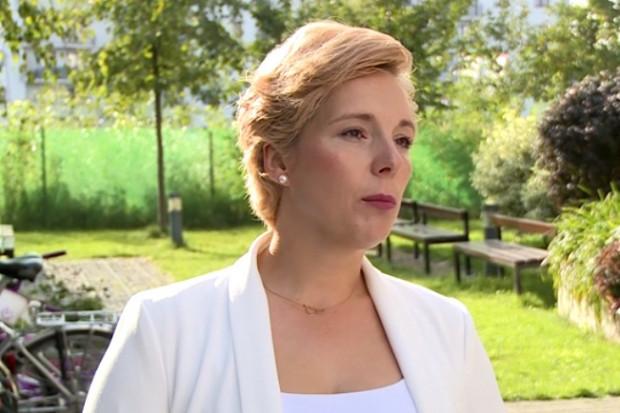"""dr Agnieszka Jarzębowska, trener biznesu i autorka książki """"Nawyk produktywności"""", fot. Newseria"""