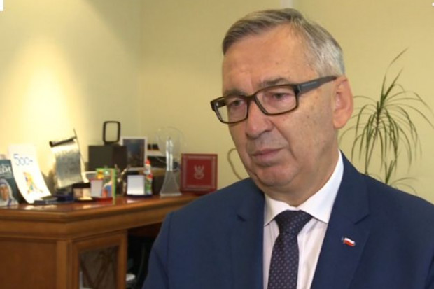 Stanisław Szwed, sekretarz stanu w Ministerstwie Rodziny, Pracy i Polityki Społecznej (fot.newseria)