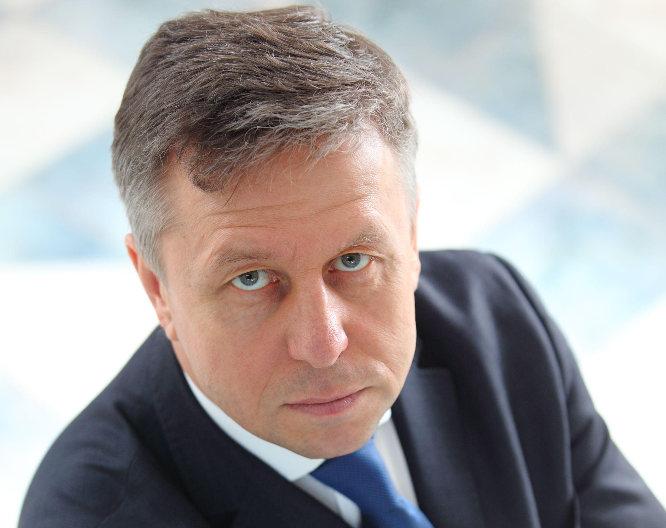 Rafał Olszewski, prezes PKS Gdańsk-Oliwa (Fot. mat. pras.)