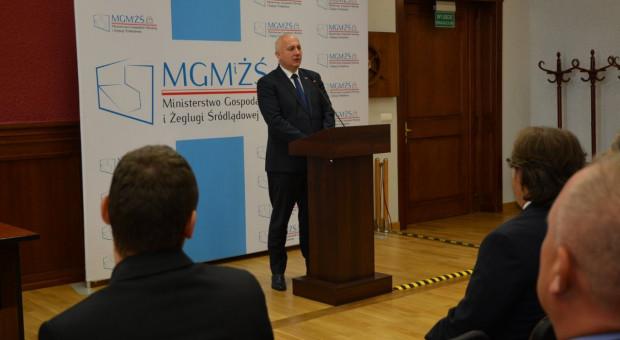 Joachim Brudziński: Wszyscy mają prawo do demonstracji, także funkcjonariusze polskiej policji