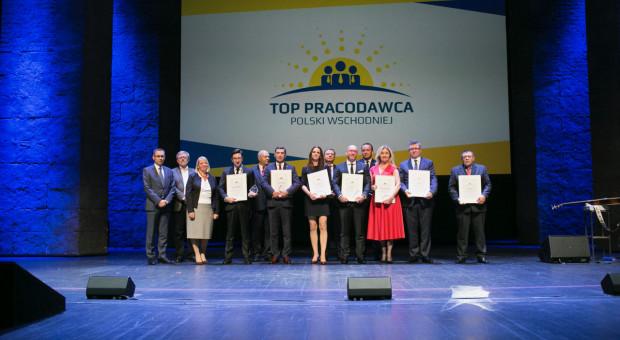 Oto zwycięzcy konkursu Top Pracodawcy Polski Wschodniej 2018
