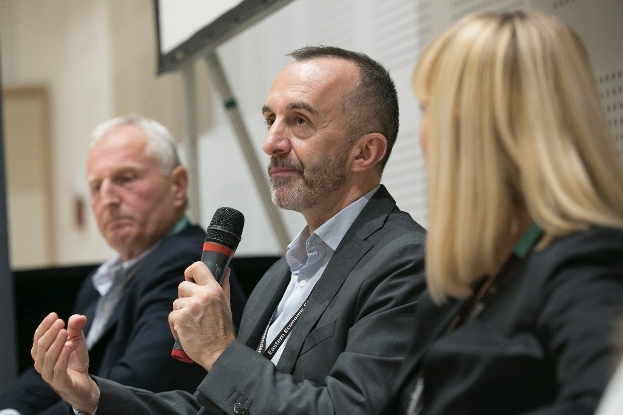 Paweł Panczyj, Chief Development Officer w ABSL (Związek Liderów Sektora Usług Biznesowych). Fot. PTWP