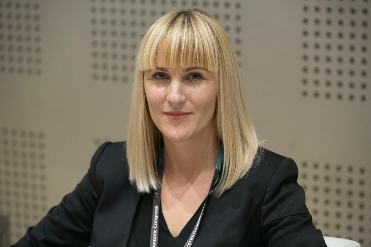 Ewa Czarnecka, dyrektor operacyjny, członek zarządu Voice Contact Center, Grupa OEX.