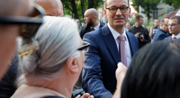 Premier w Dębicy: chcemy, by było tu jak najwięcej miejsc pracy oraz by pensje szybko rosły