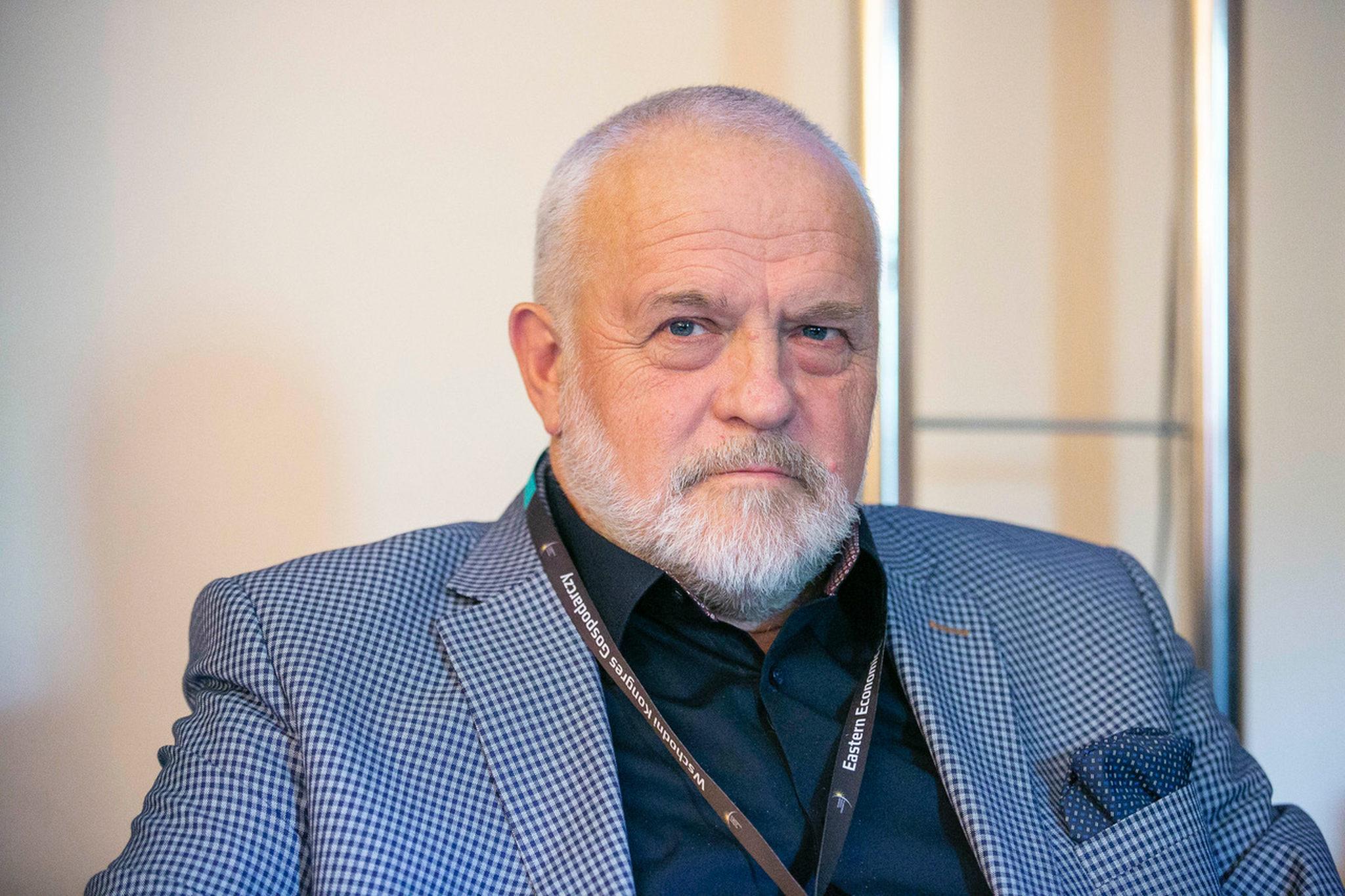 Prof. Roman Kaczyński, fot. PW / PTWP