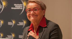 Henryka Bochniarz ostro o Radzie Dialogu Społecznego