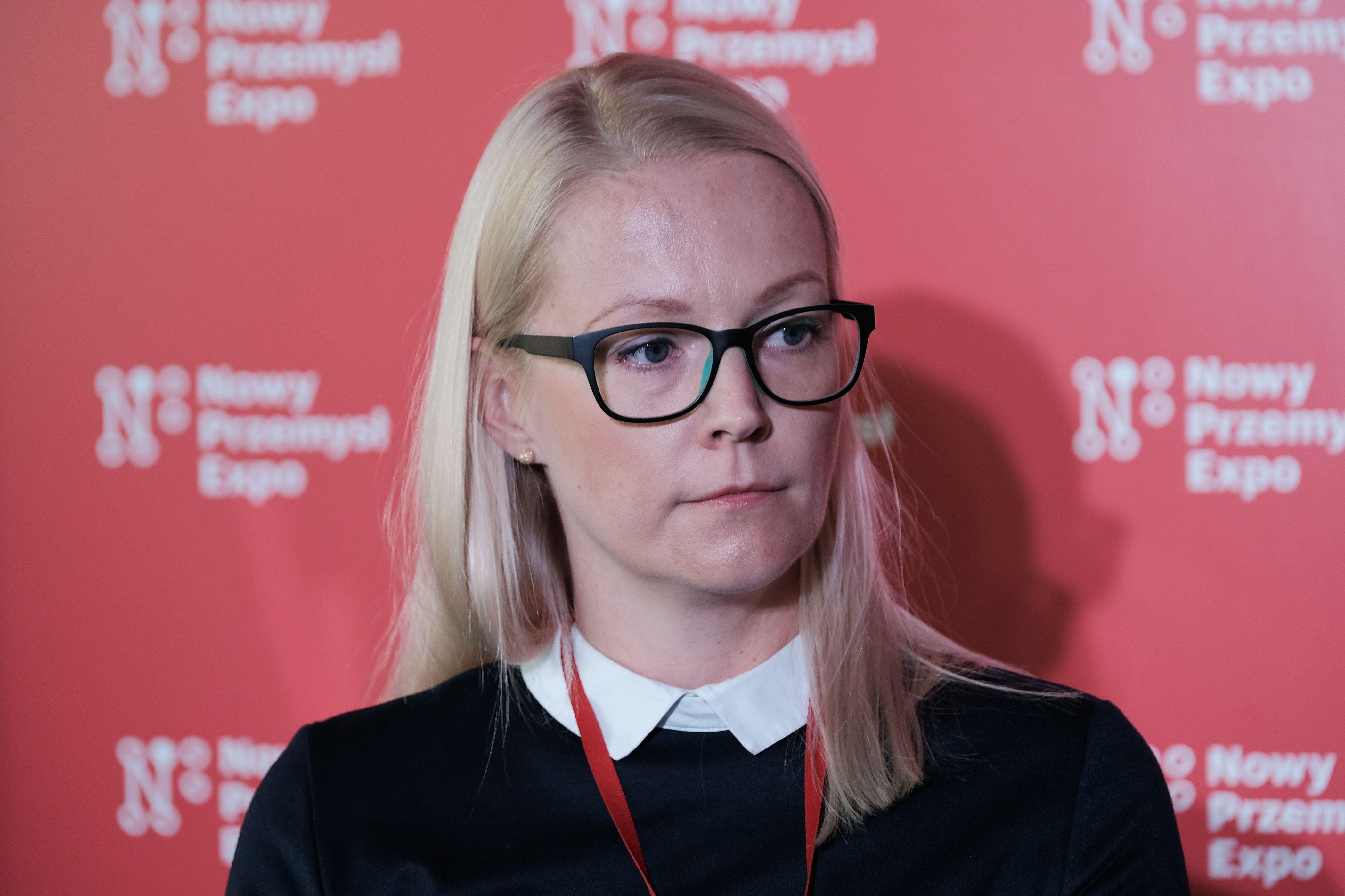 Izabela Bartnicka (fot. PTWP)