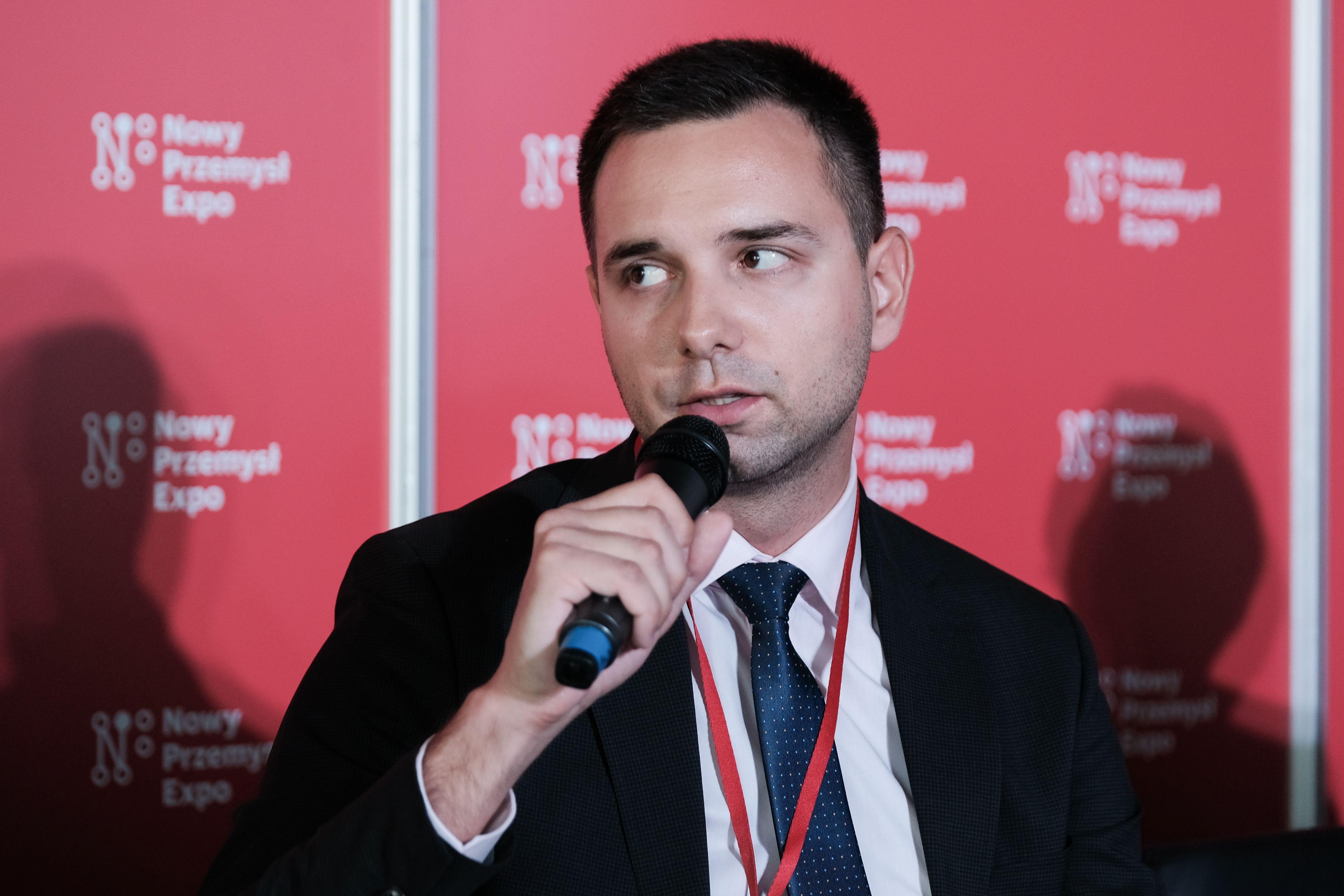 Damian Olko (fot. PTWP)