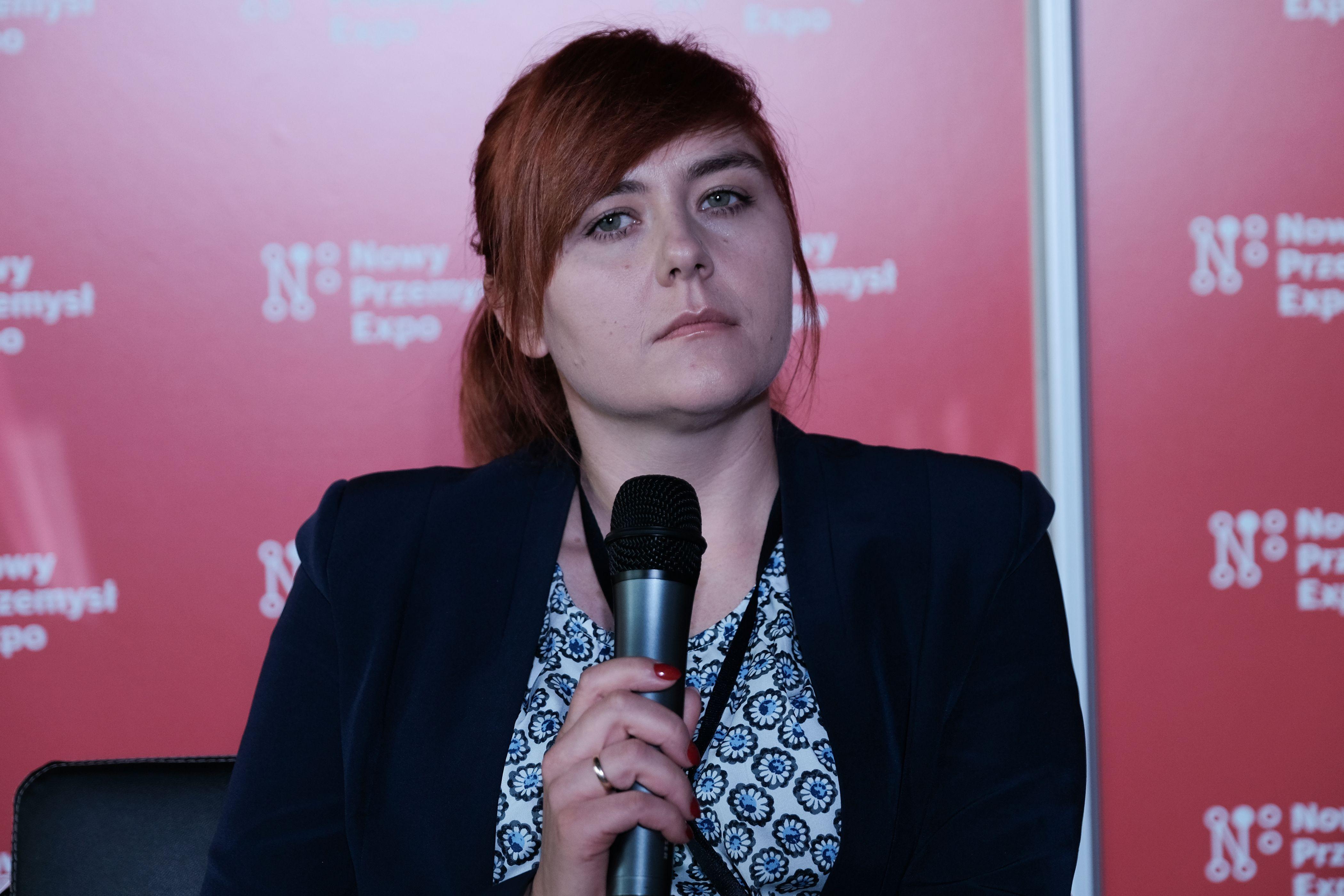 Joanna Bednarska (fot. PTWP)