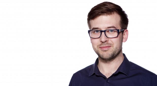 """Przemysław Staroń otrzymał tytuł """"Nauczyciela Roku"""""""