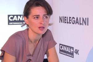 Agnieszka Grochowska: Kobietom łatwiej jest wykonywać zawód aktorki