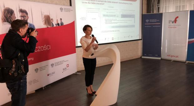 Jadwiga Emilewicz: Centrum usług biznesowych w Radomiu szansą dla rozwoju  miasta