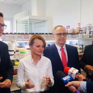 Jadwiga Emilewicz: Tworzenie dobrych miejsc pracy zadaniem przyszłych władz samorządowych