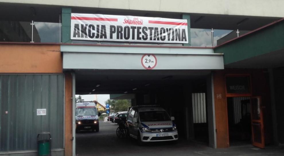 Związkowcy zapowiadają strajk w szpitalu w Rybniku