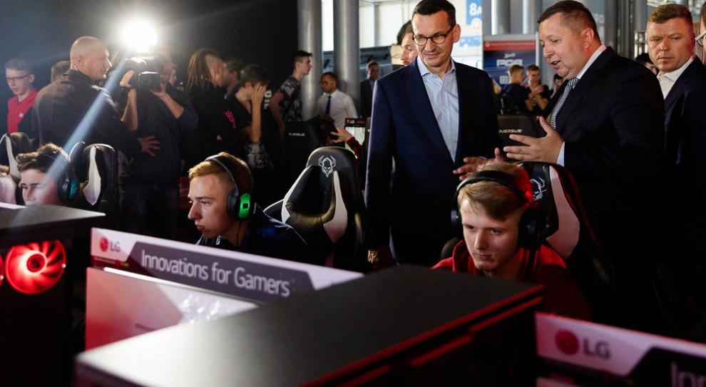 Rząd chce pomóc branży gamingowej. Pomysły już są