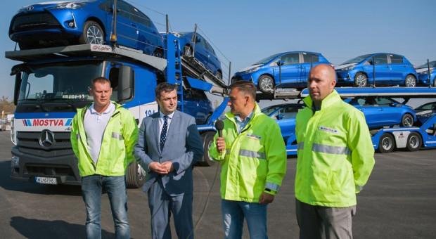 Firma wożąca nowe samochody otworzyła siedzibę w Bytomiu
