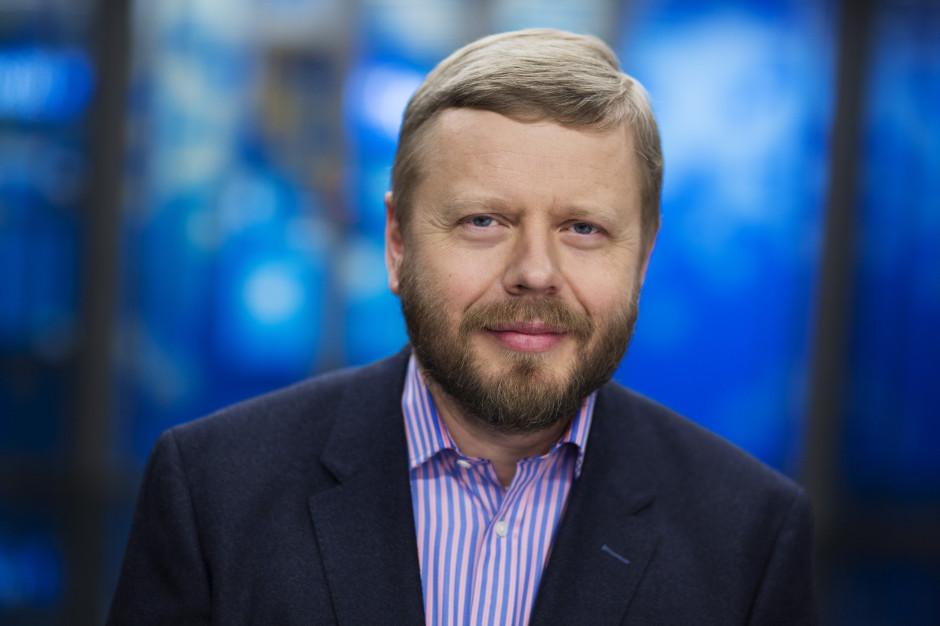 Prezes Work Service Maciej Witucki (fot. materiały prasowe)