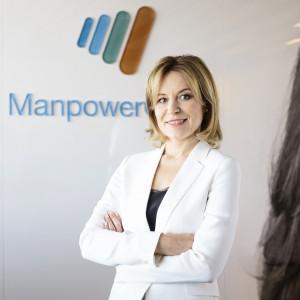 Iwona Janas, dyrektor generalna ManpowerGroup