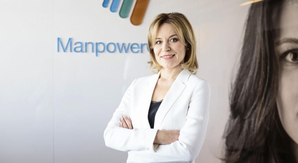 Iwona Janas, ManpowerGroup: Barierą w karierze może być tylko sam menedżer
