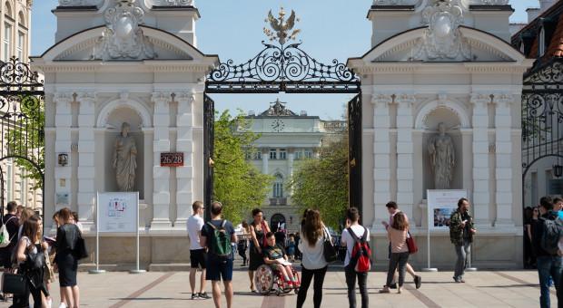 Uniwersytet Warszawski i Warszawski Uniwersytet Medyczny utworzą federację