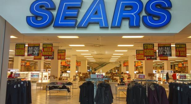 Legendarna sieć handlowa Sears ogłosiła bankructwo