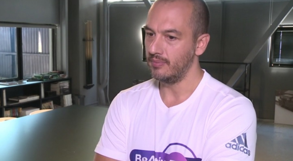 Lefteris Kavoukis: Praca z żoną pozytywnie wpływ na związek