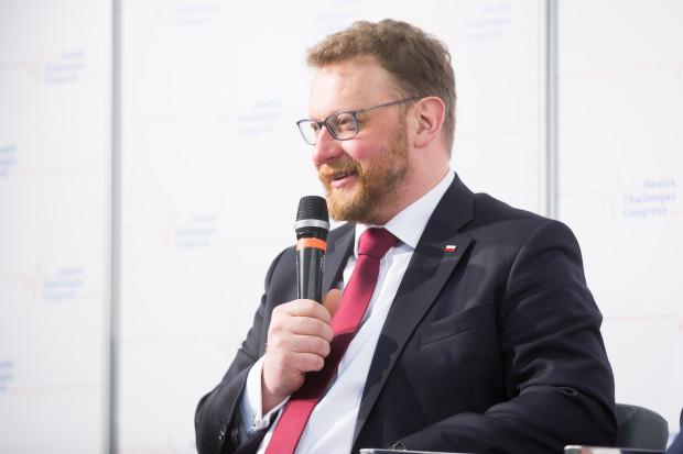 Łukasz Szumowski (fot.ptwp)