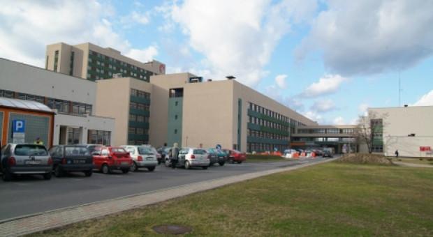 Protest w szpitalu w Rybniku. Rzecznik pacjentów chce wyjaśnień od dyrektora