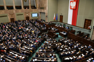 Sejm ustanowił 12 listopada 2018 dniem wolnym od pracy