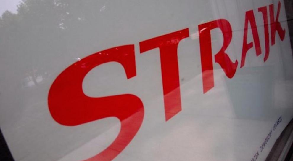 Sytuacja strajkującego szpitala w Rybniku coraz trudniejsza