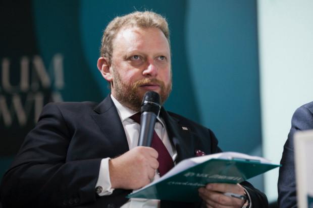 Minister zdrowia Łukasz Szumowski (fot.PTWP)