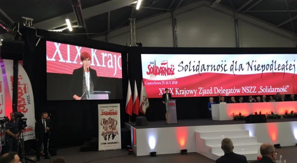Minister Rafalska deklaruje wyłączenie dodatku stażowego z minimalnego wynagrodzenia