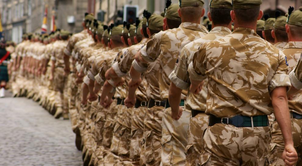 Brytyjska armia otwiera się w pełni na kobiety