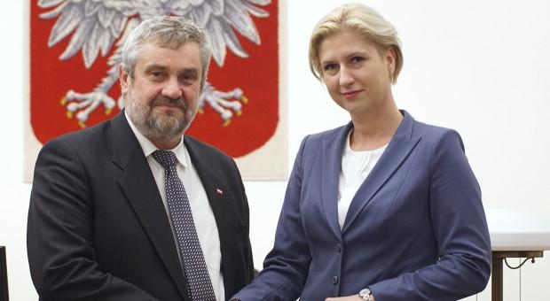 Aleksandra Stanisława Handzlik nowym prezes KRUS