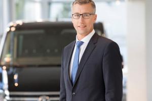 Han Joachim Godau członkiem zarządu Volkswagen Poznań