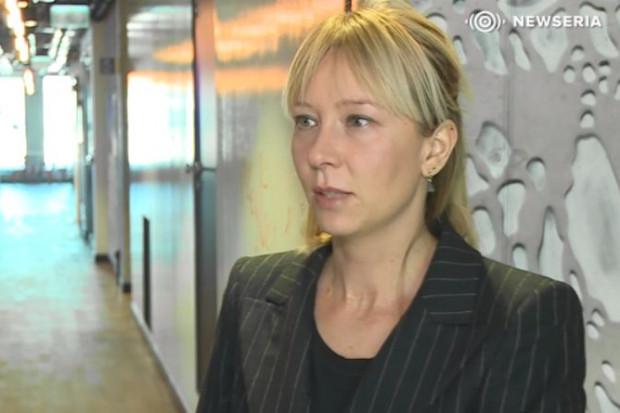 dr Aleksandra Przegalińska z Akademii Leona Koźmińskiego (fot.newseria)