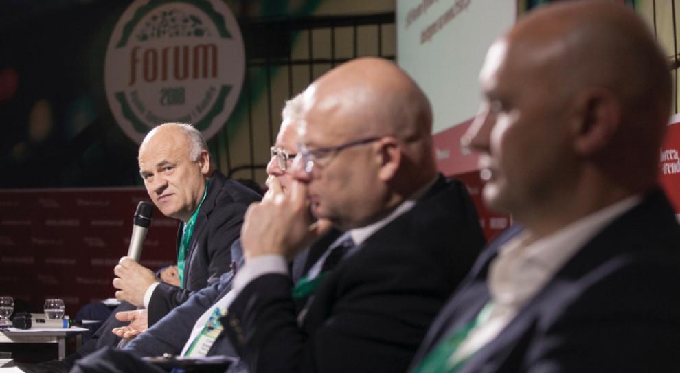 Moczulski: Za sukcesem firm stoi odwaga przedsiębiorców