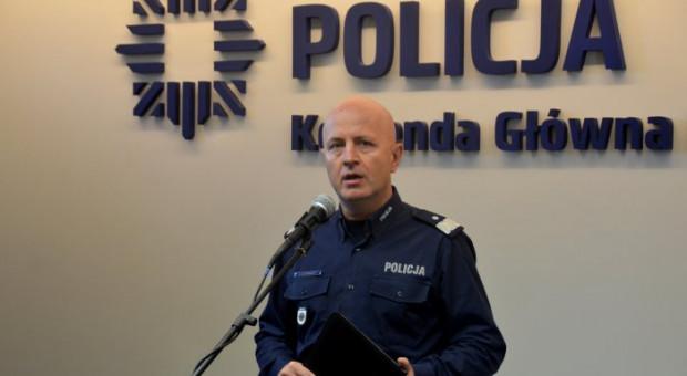 Protest w policji. Komendant główny napisał list do funkcjonariuszy
