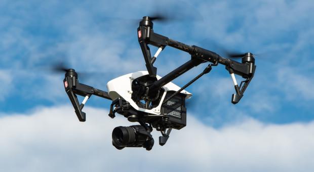 Dron inspektorem BHP na budowie?
