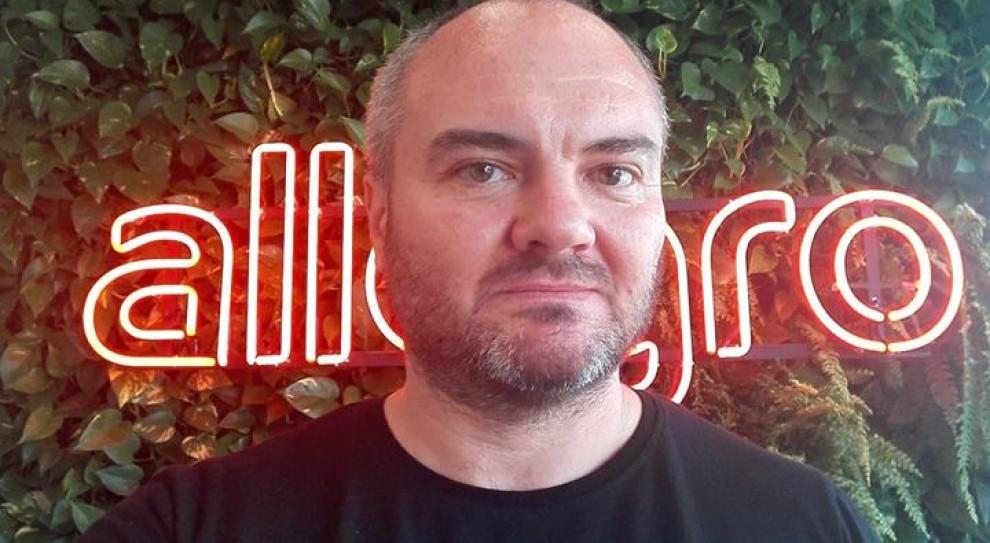 Marek Wajda PR officerem Allegro