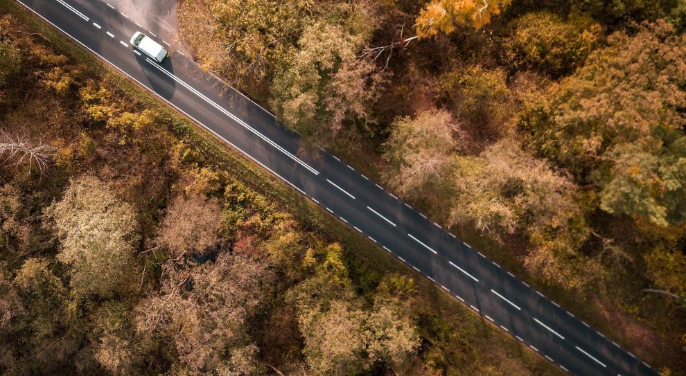 Z danych OCRK wynika, że polscy kierowcy spędzają ponad pół roku poza domem w ramach odbywanych podróży służbowych. (fot. pixabay.com)
