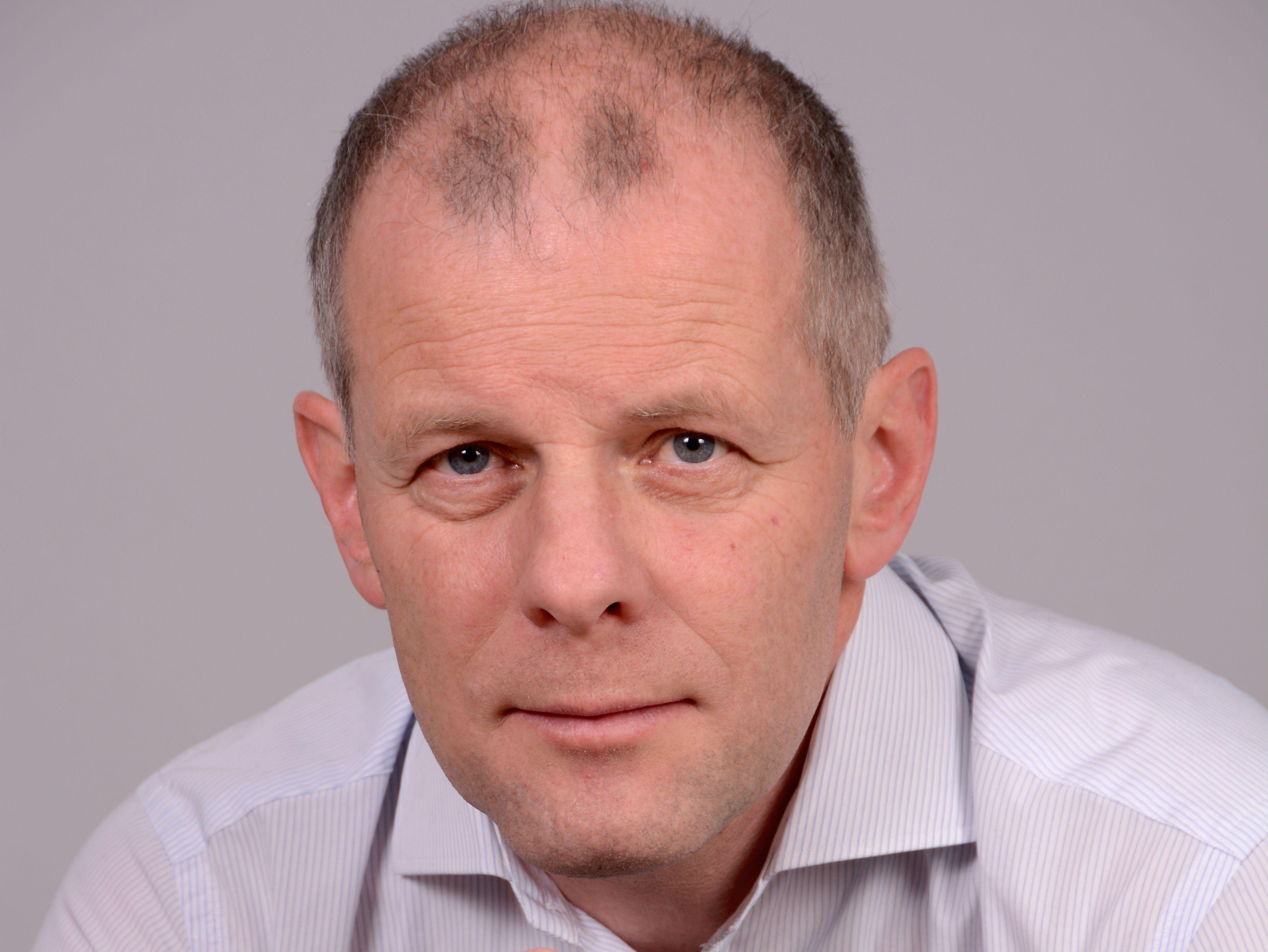 Robert Reinfuss, doradca biznesowy (Fot. mat. pras.)